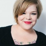 The Militant Baker speaking at Curvy Girl 7/23