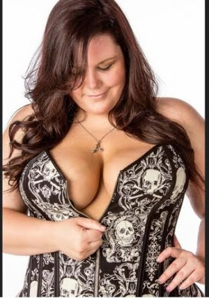 Plus Size Corsets and Bustiers from Curvy Girl Lingerie