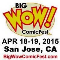 comic con april 2015