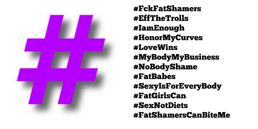 Hashtag photo flash mob