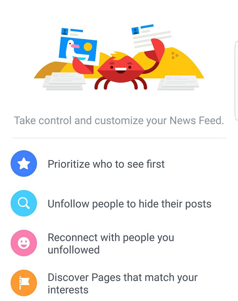 Facebook is Changing Your Feed: Here are some ways we can keep in touch if you stop seeing us in your feed