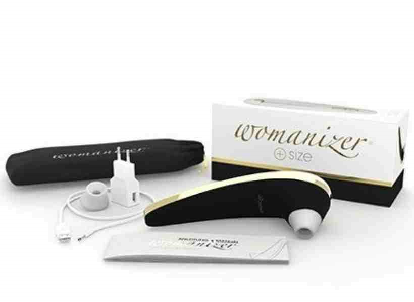 We LOVE This Sex Toy for Curvy Women :  Womanizer Plus Size