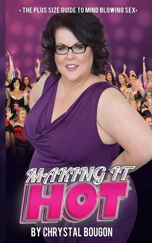 Free Copy of my book:  Making It Hot: Sex Tips From The Curvy Girl Playbook