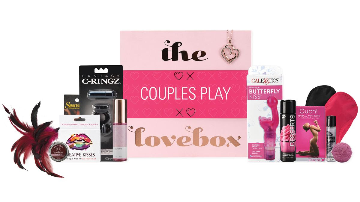 Sex Toy Subscription Boxes
