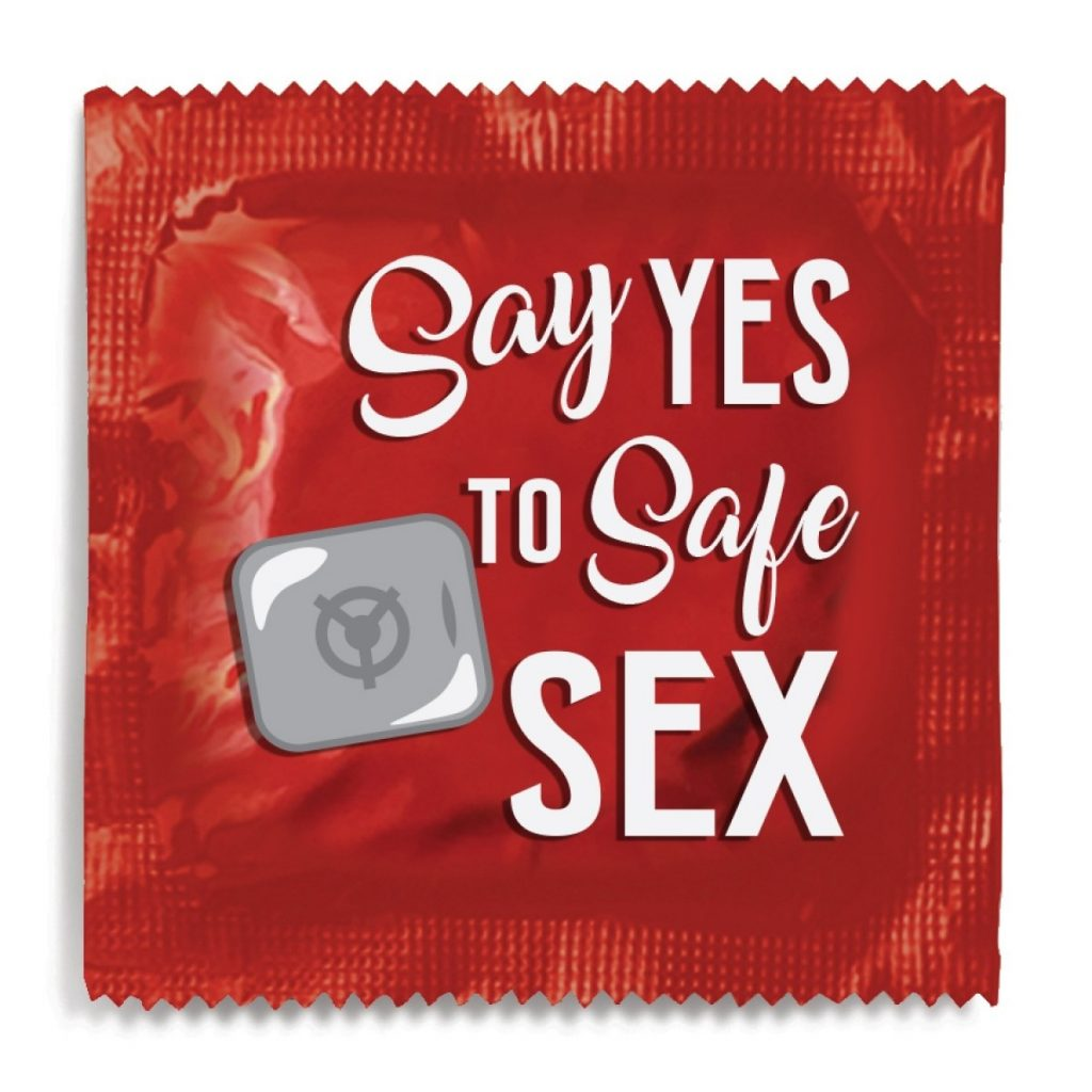 Safe Sex is THE ONLY Hot Sex in My Mind